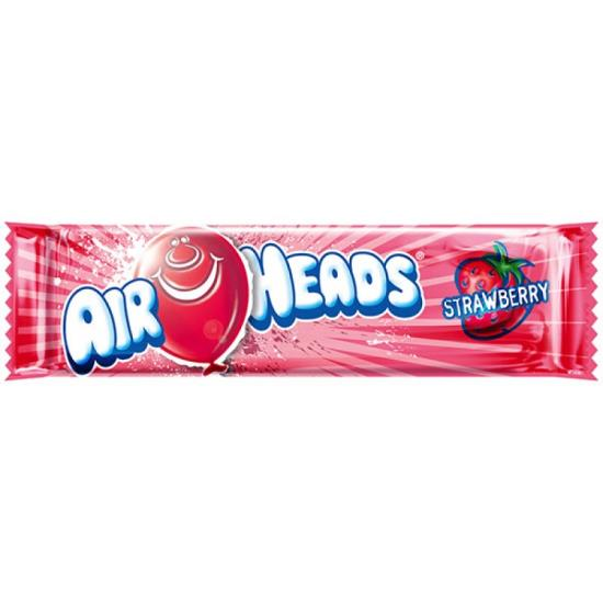 Airheads Strawberry at Plumule Expat shop Rotterdam.